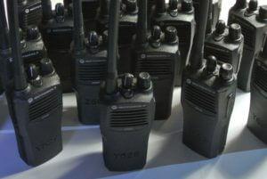 Motorola CP040 Radios