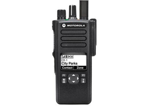 Motorola DP4600 Portable Two-Way Radio