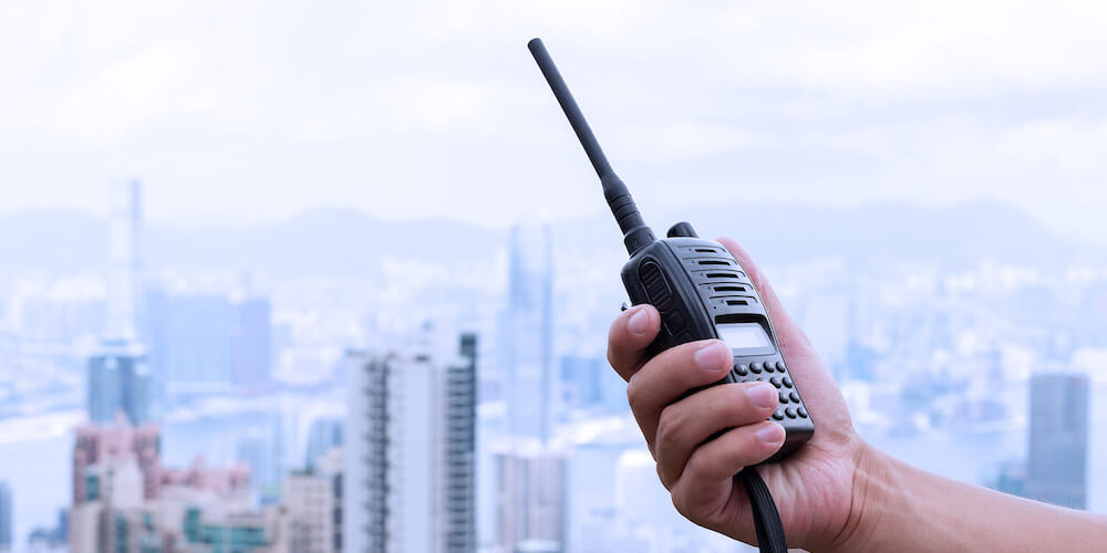 Walkie Talkie Radio for Sale & Hire